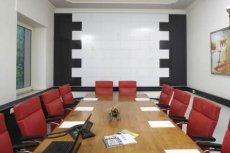 Przy pomocy systemu Gekko uzyskamy ciekawy efekt dekoracyjny w przestrzeni biurowej